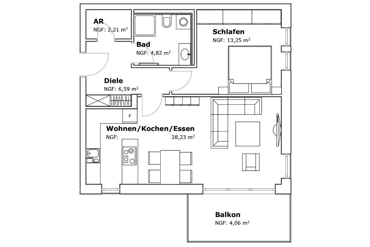 andereswohnenp25 | Projekt Neue Mitte Halver | 14 Eigentumswohnungen